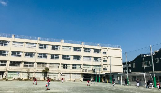 Cチーム vs. 東山エイターズ@太子堂中学校