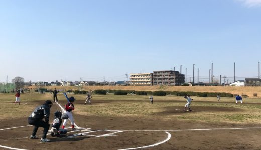 Cチーム vs. 二子玉川スポーツ少年団@二子玉川緑地