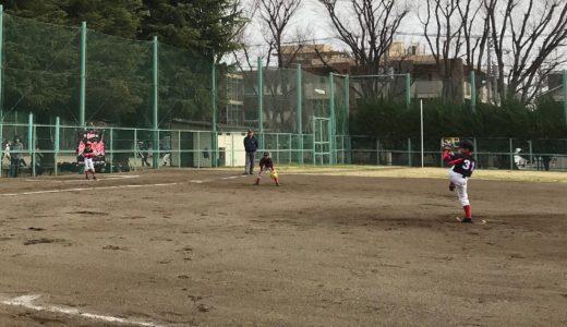 Cチーム vs. 用賀ベアーズ、碑文谷クラウンズ