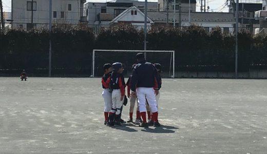 Cチーム vs. 渋谷ユニバース@北沢中学校