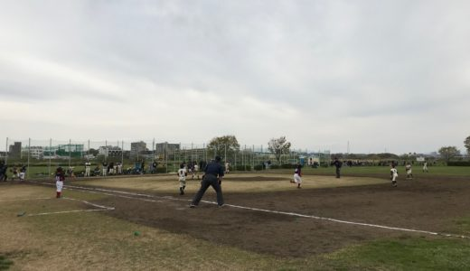 Cチーム 軟式野球大会2回戦 vs. キングタイガース