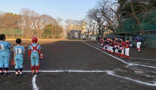 第15回春季オレンジボール大会予選 ベスト4